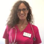 Raquel Bernabé, auxiliar de veterinaria