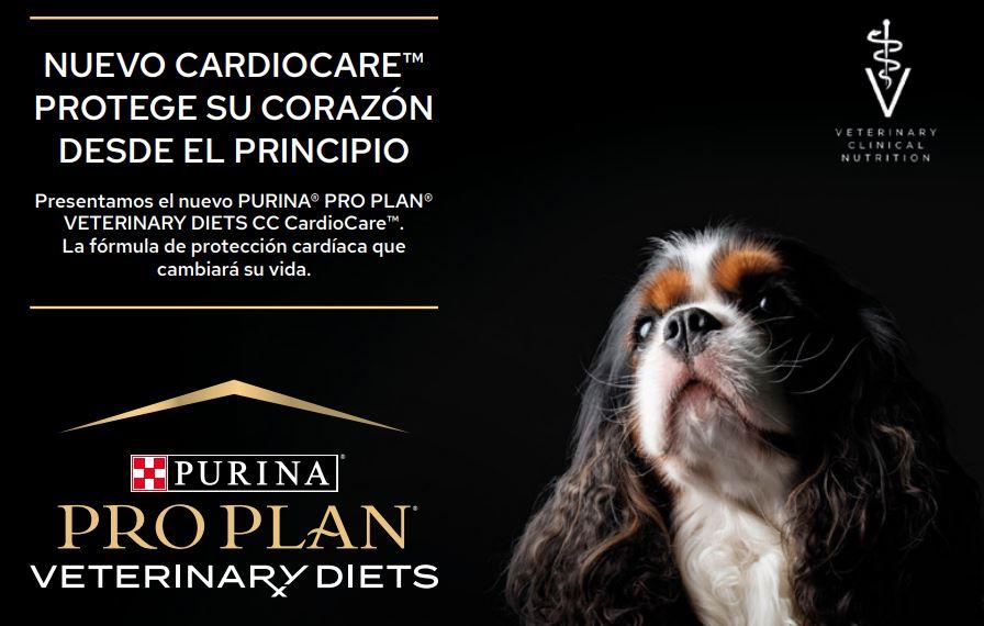 Descubre nueva dieta canina CardioCare